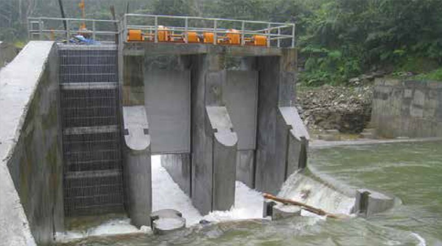 Mini Hydro Plant : Linao cawayan mini hydro power plant dccd engineering