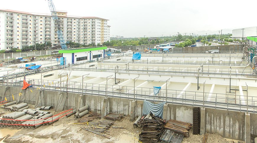 Parañaque Water Reclamation Facility – DCCD Engineering